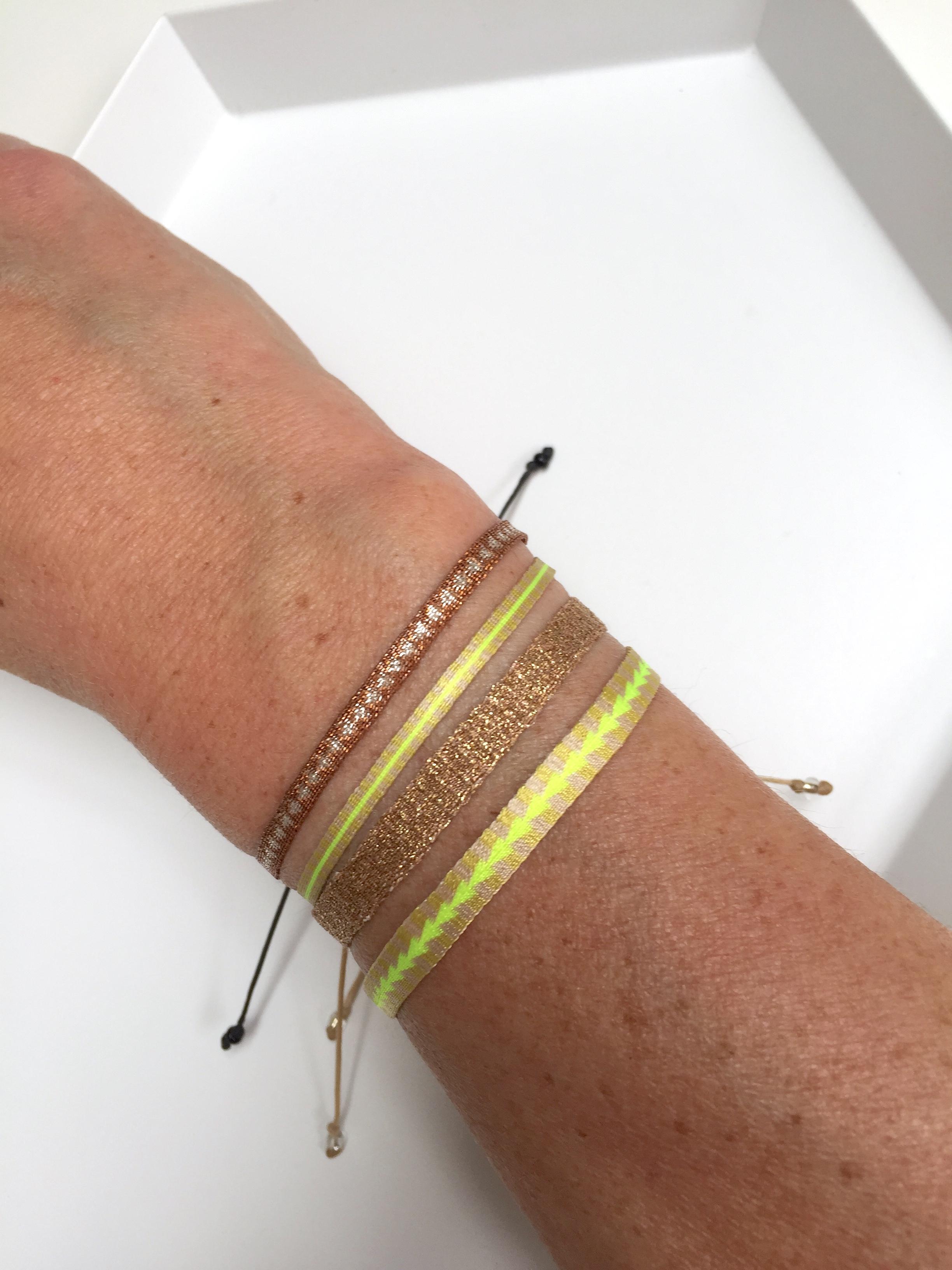 outlet winkel beste authentiek later Armband Argantina fluo | Drupal